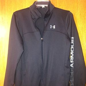 Youth XL Under Armour zip up jacket